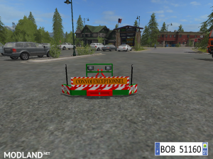 FS17 FRONTWEIGHT 2T V2.0 BY BOB51160, 8 photo