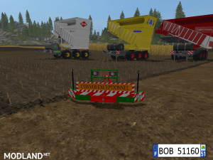 FS17 FRONTWEIGHT 2T V2.0 BY BOB51160, 4 photo