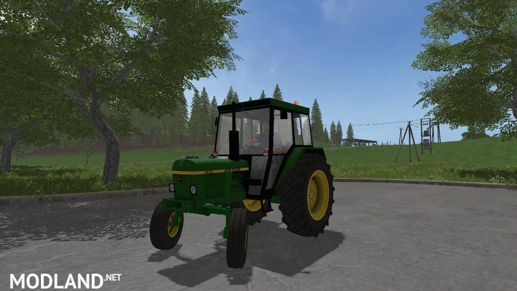 John Deere 1630 : John deere v mod farming simulator