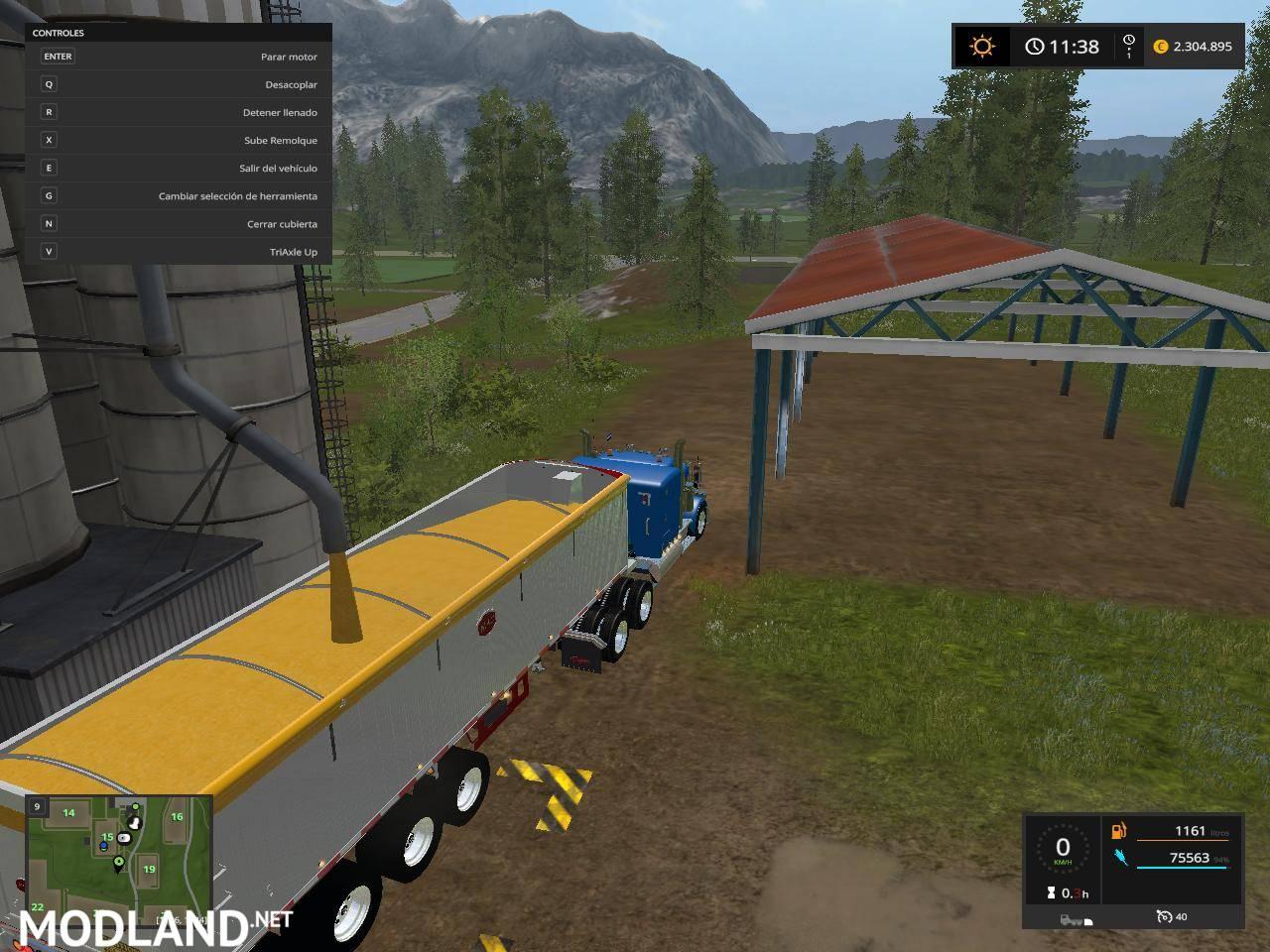 Big Valley Ford >> MAC Dump Truck mod Farming Simulator 17