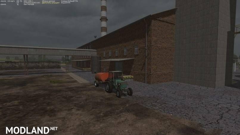 Green Valley Map mod Farming Simulator 17