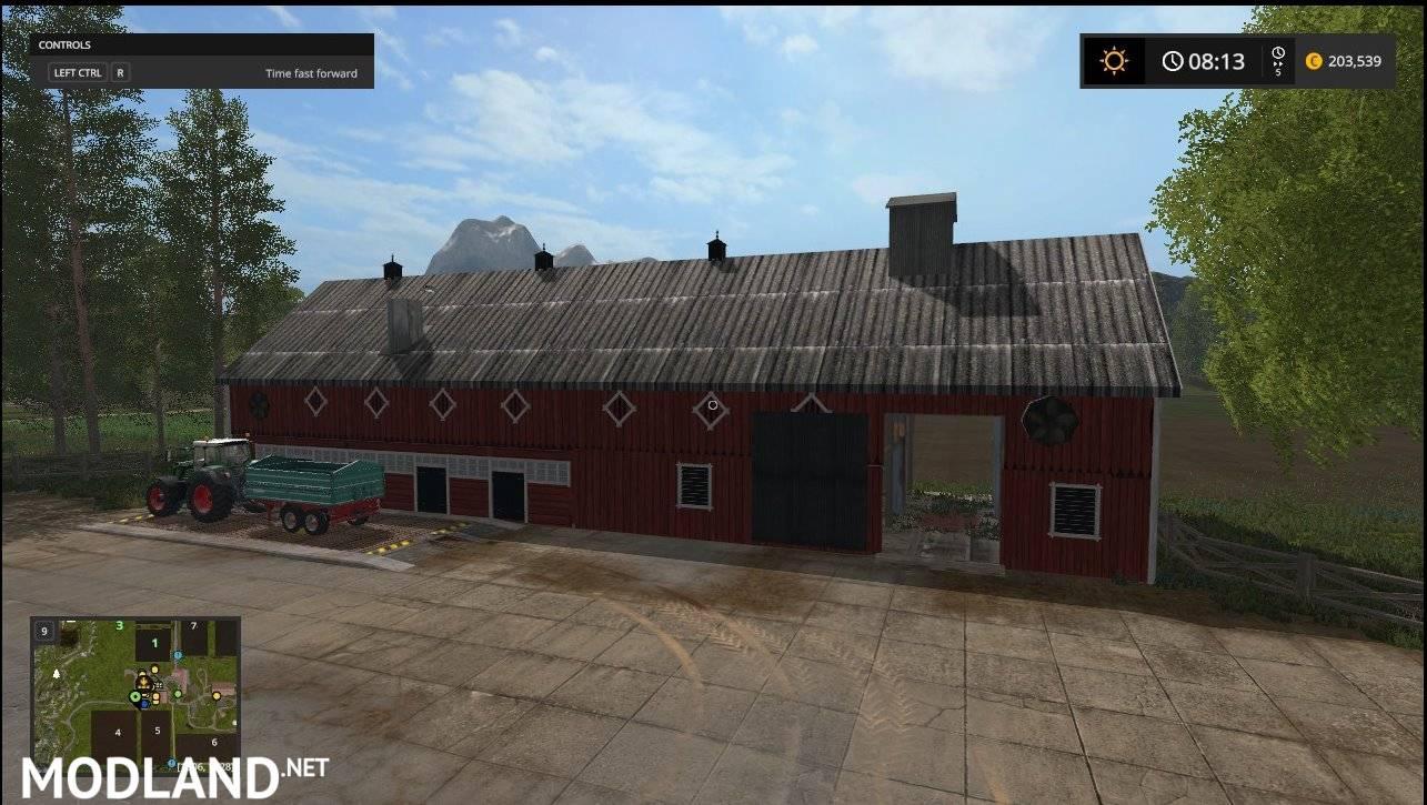 Bøverdal Norway Mod Farming Simulator - Norway map farming simulator 2013