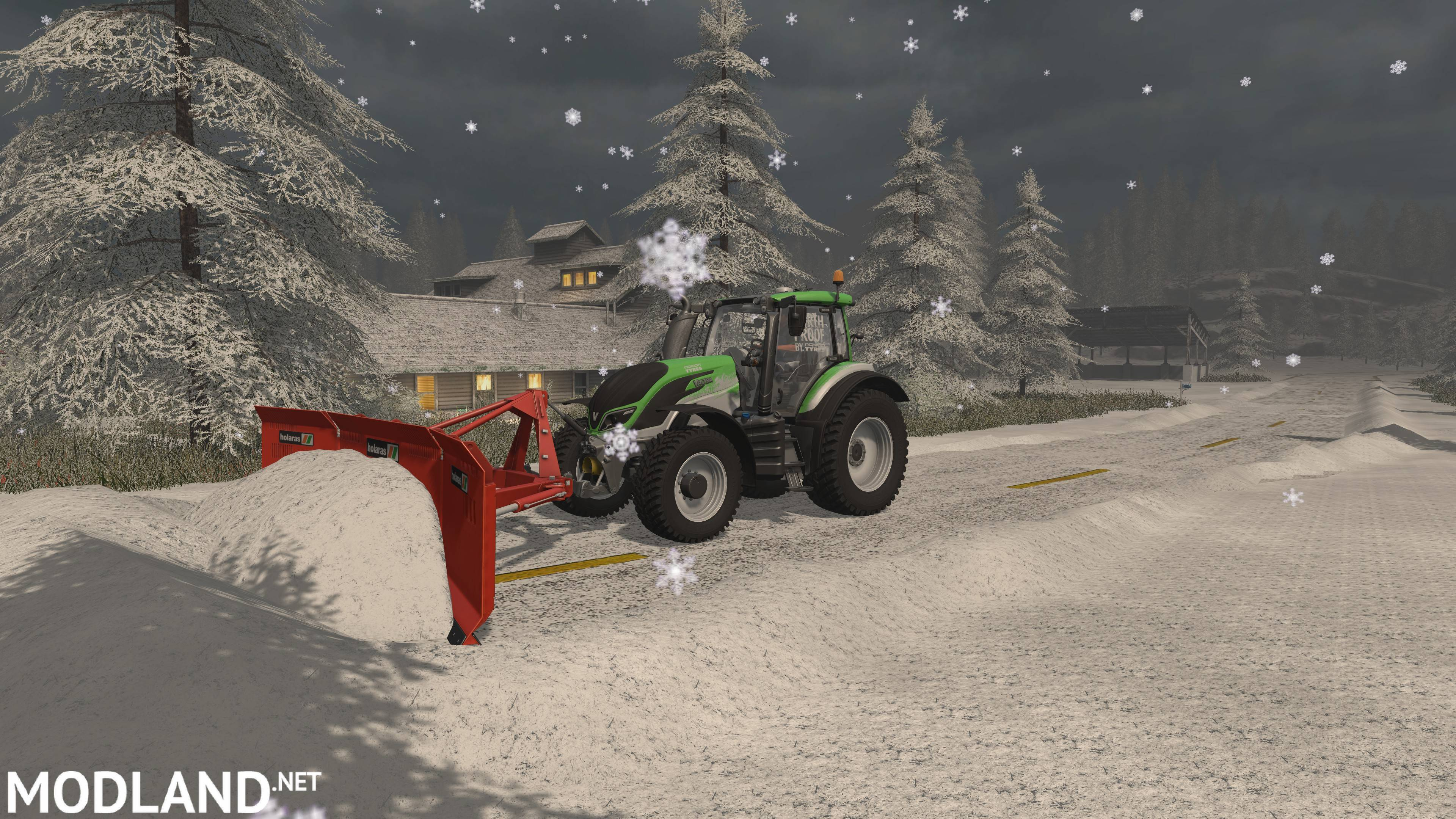 FS17 Goldcrest Valley Snow Edition v 2 0 mod Farming
