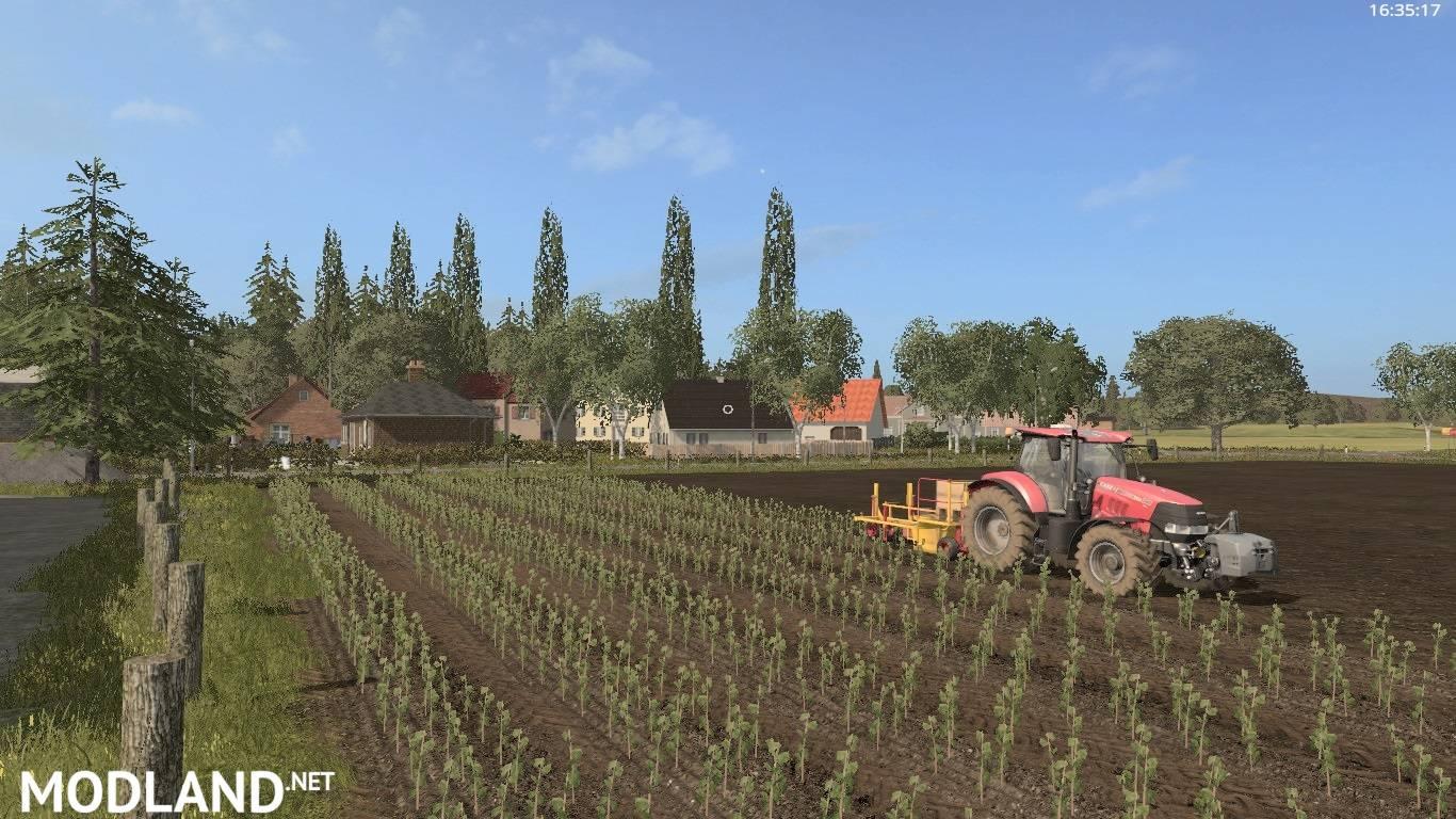 HOLZHAUSEN FS 17 V1.3 mod Farming Simulator 17