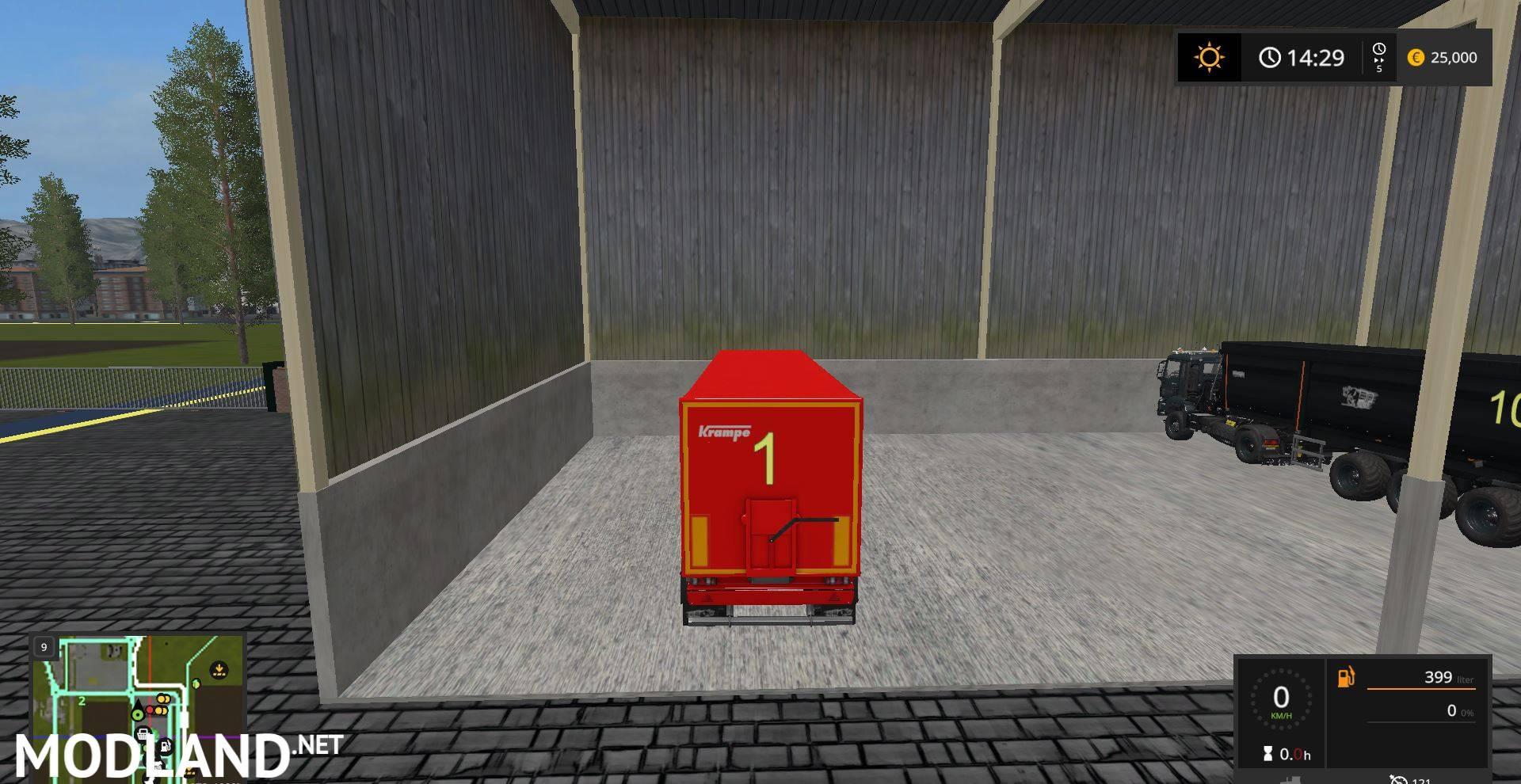 la petite ard che v1 5 mod farming simulator 17. Black Bedroom Furniture Sets. Home Design Ideas