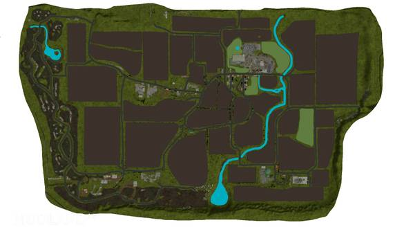 belgique profonde map mod farming simulator 17. Black Bedroom Furniture Sets. Home Design Ideas