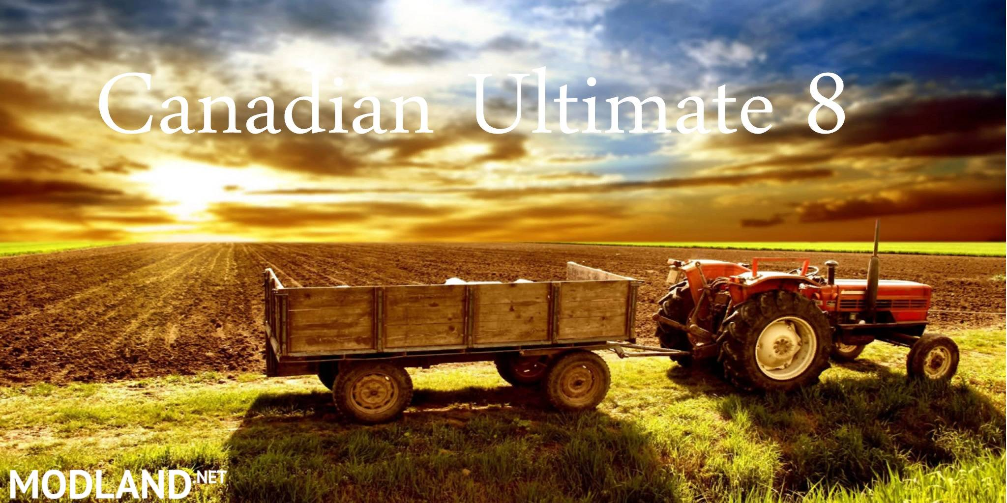 Canadian Map Farming Simulator 2015%0A Canadian Ultimate      photo