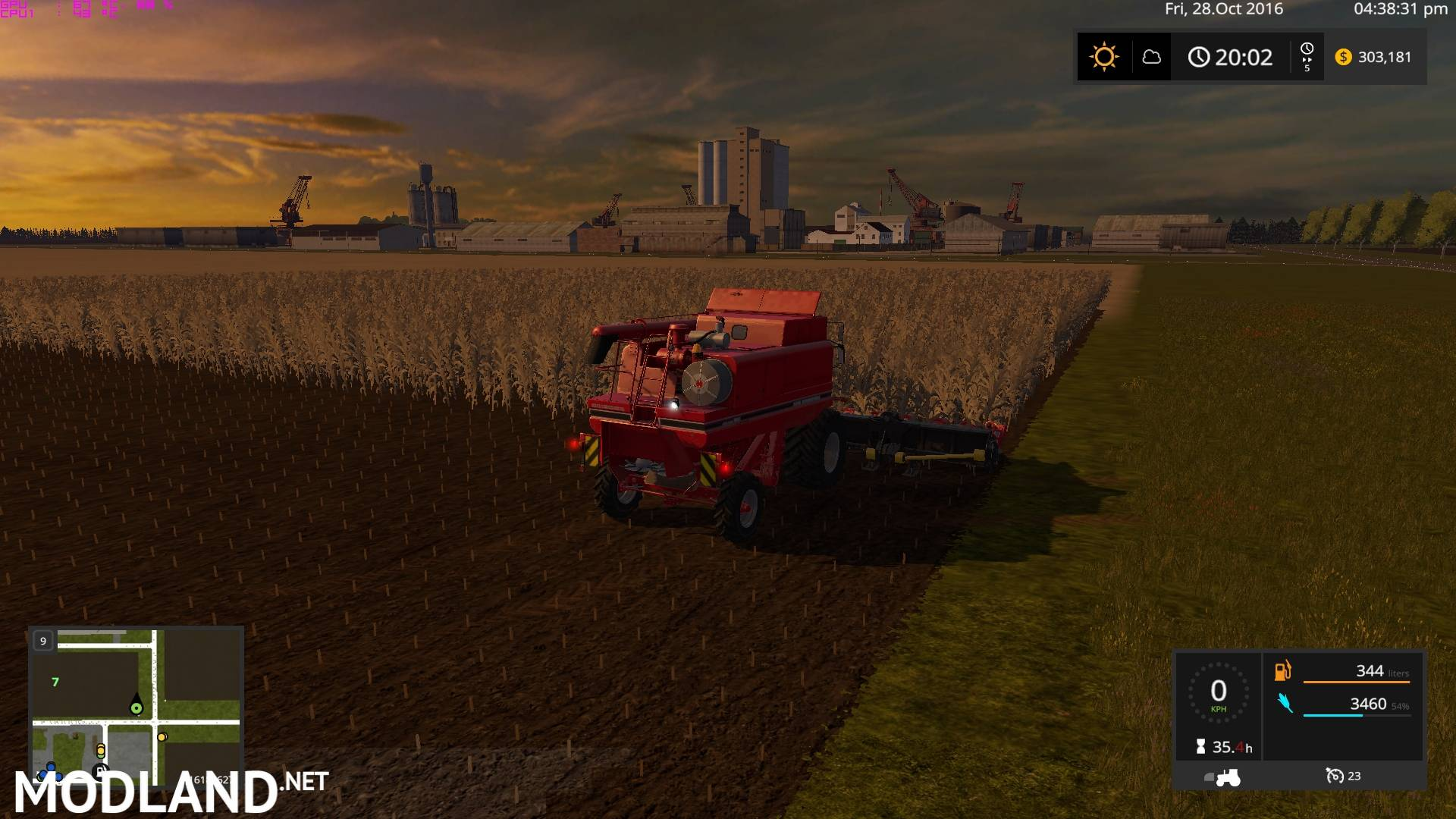 Farming Simulator 17 American Map.Ls 17 Plain Simple Map Mod Farming Simulator 17