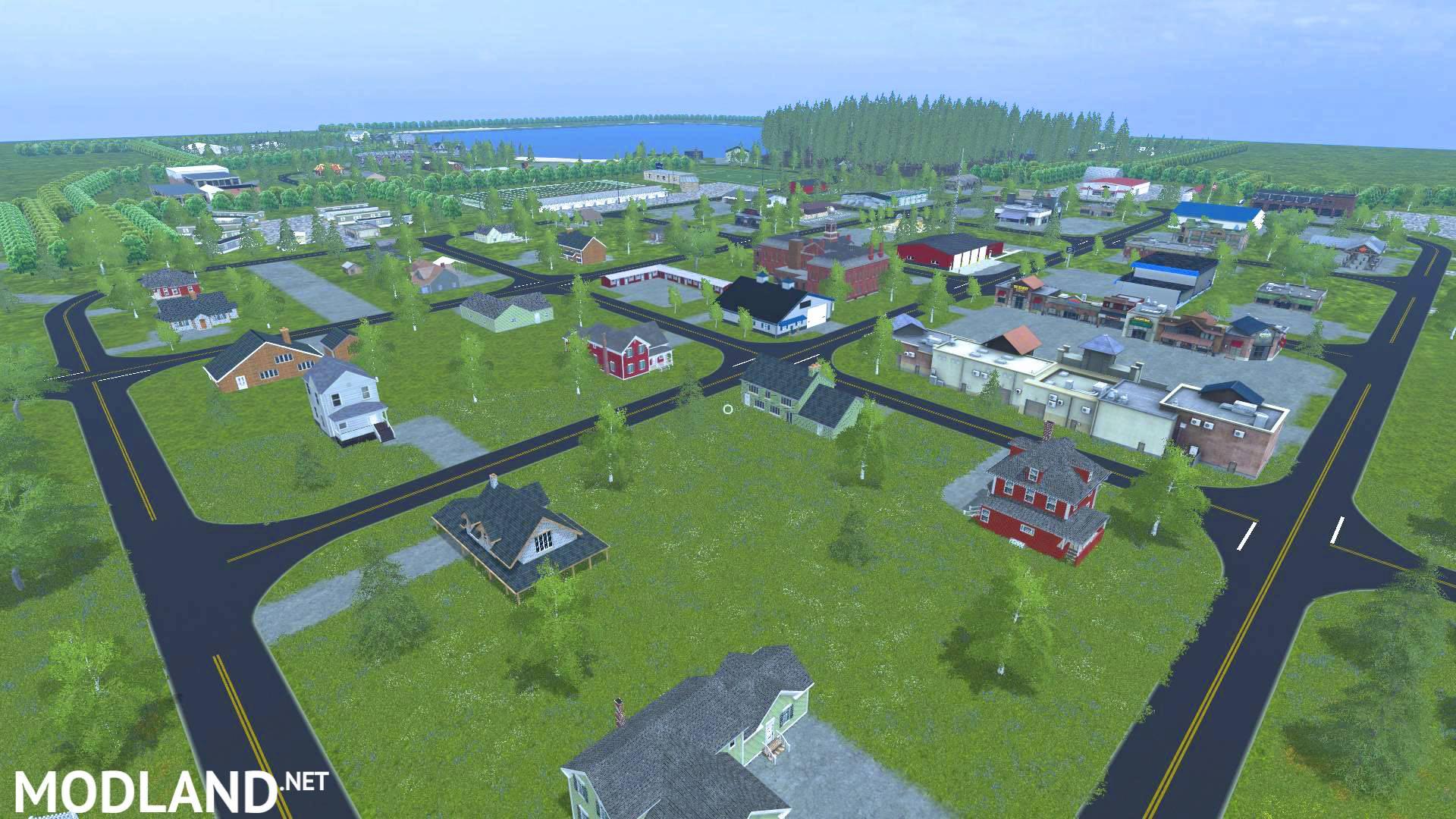 Mowing Map Beta Mod Farming Simulator 17