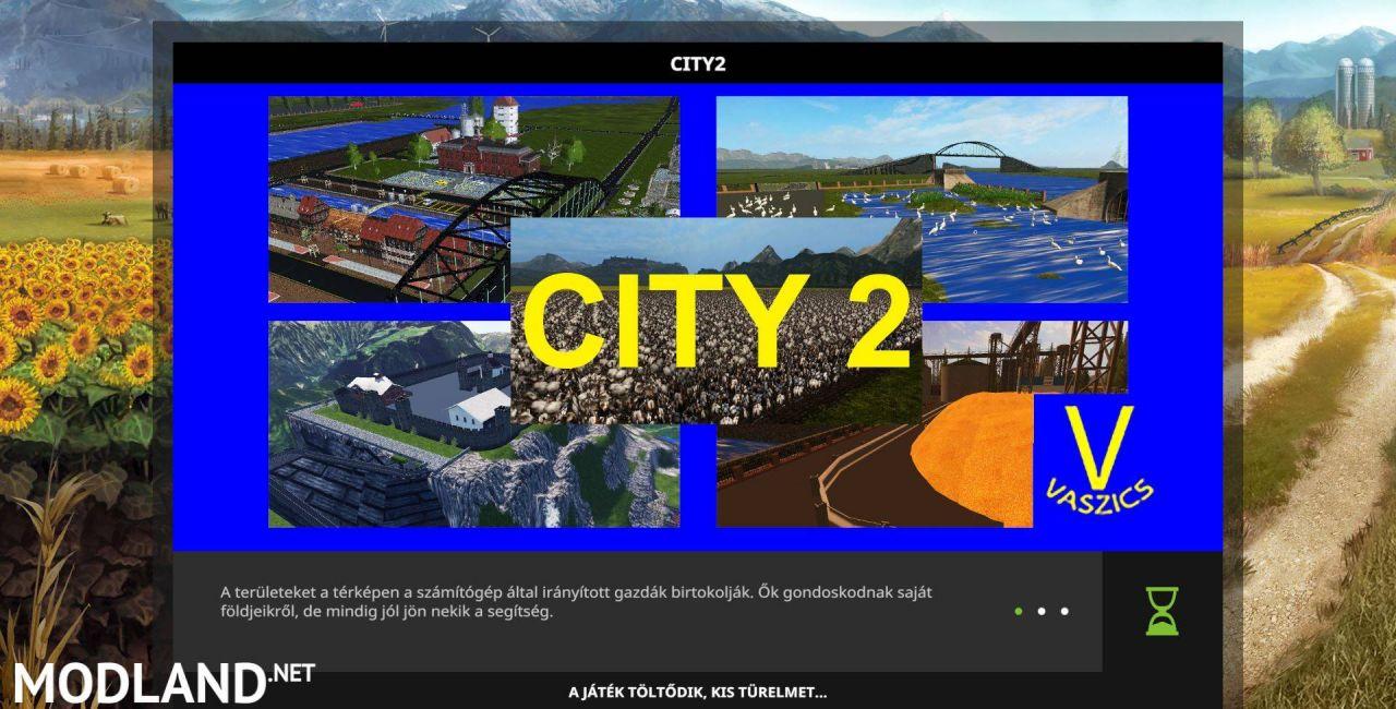 City2 from Vaszics 1.0
