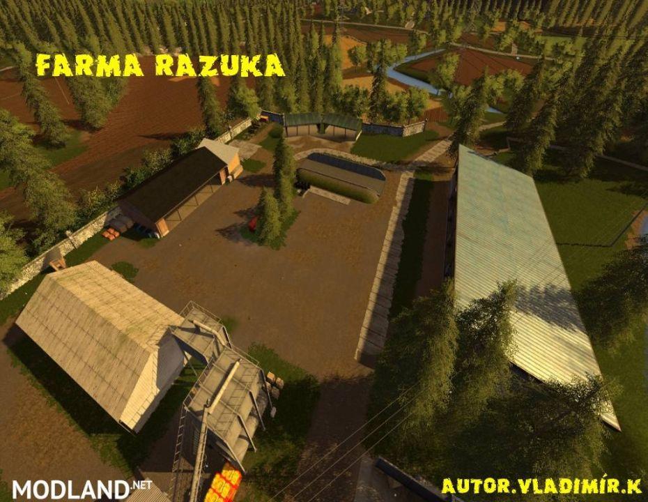 FARMA RAZUKA V2  FIX COW 17.05.2019