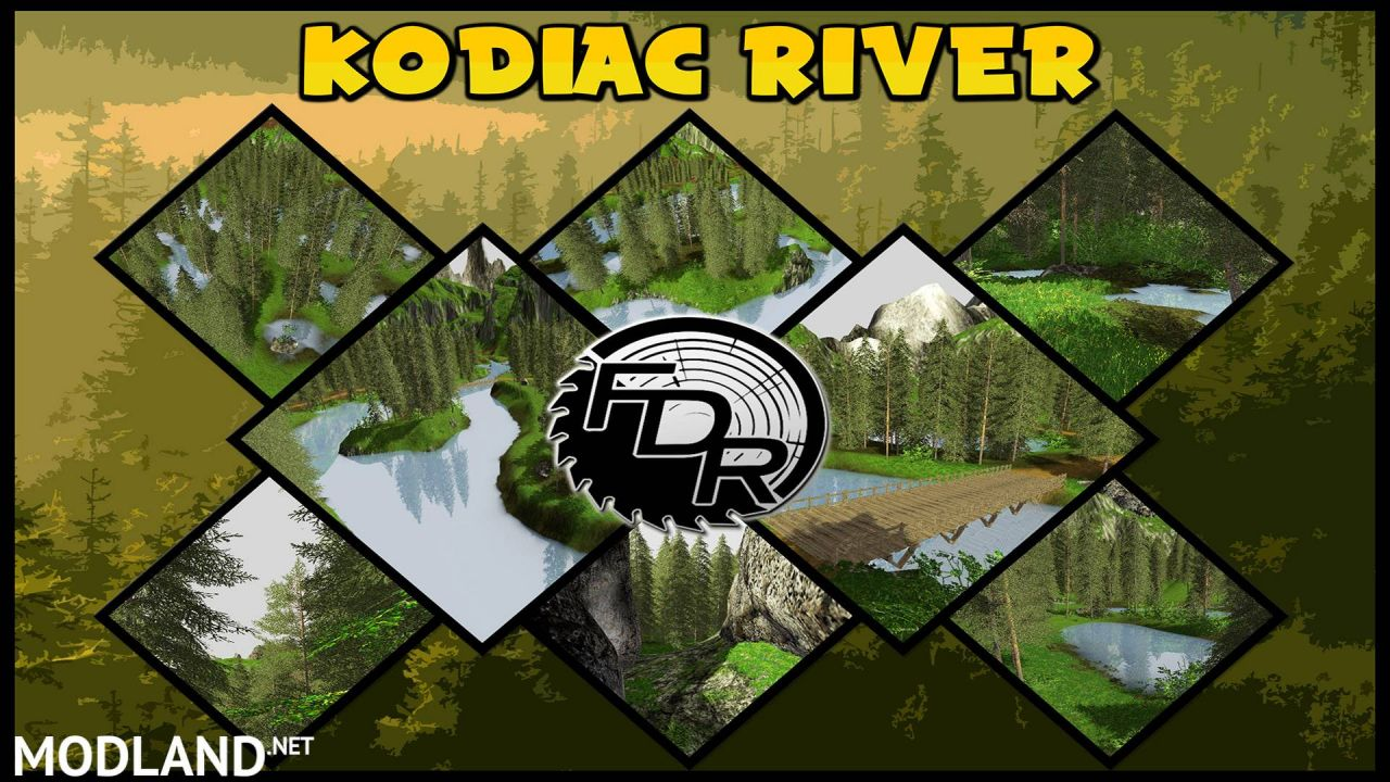 FDR Logging - Kodiac River Logging Map