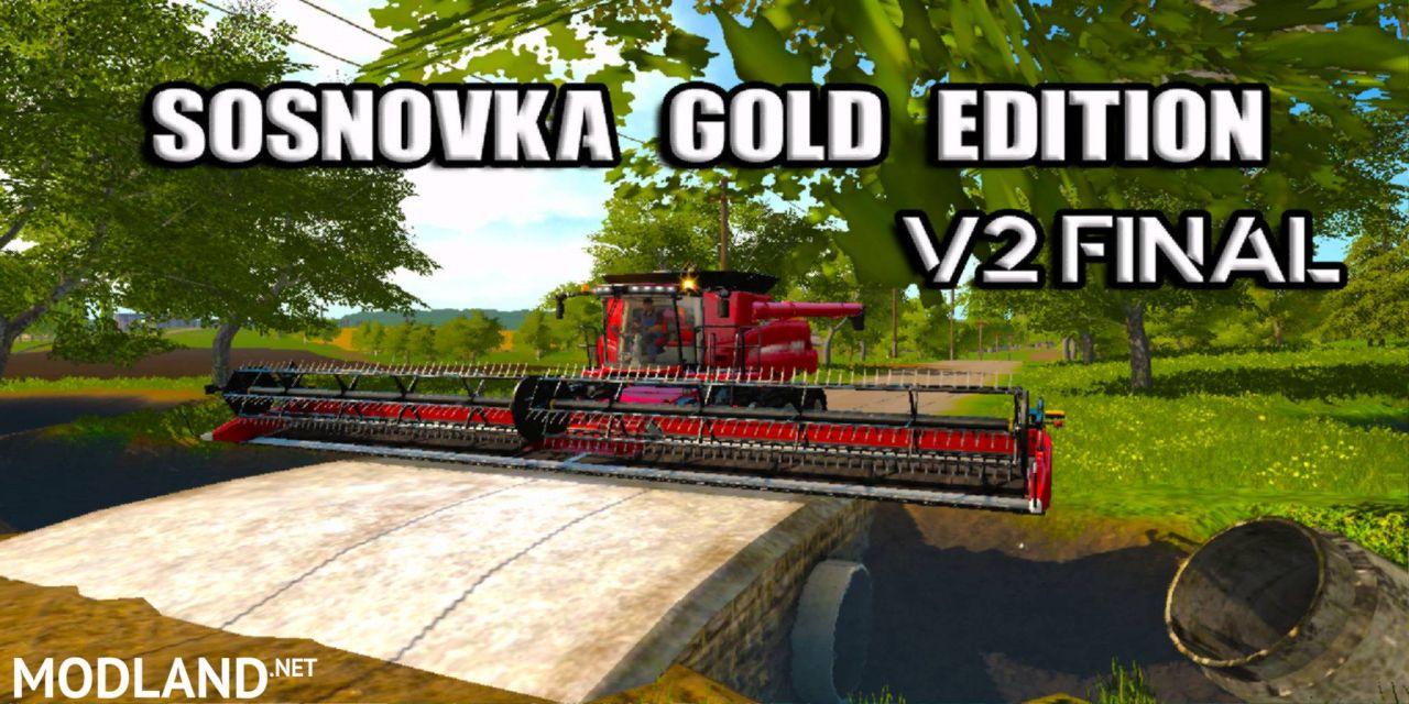 Sosnovka Gold Edition