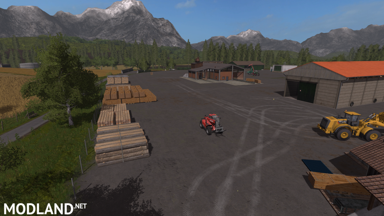 The Buffalo Quarry v 1.3.x