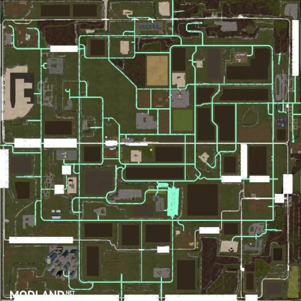 LANDKREIS RHEINLANDPFALZ Map
