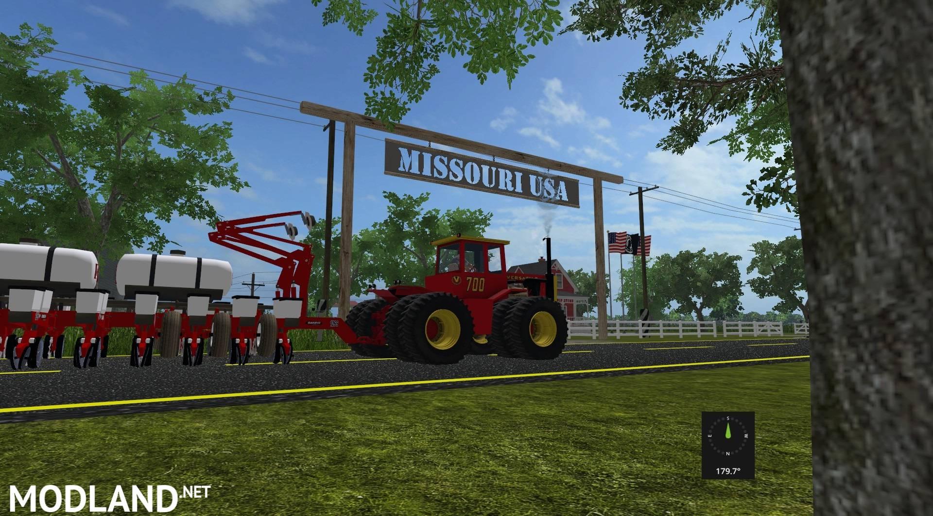 FS Missouri Map Mod Farming Simulator - Missouri usa map