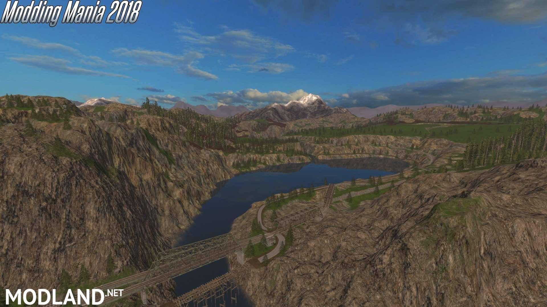 Unimog For Sale >> THE ABANDONED FOREST v 1.0 mod Farming Simulator 17