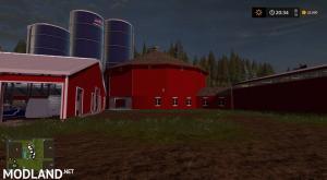 Robillard Flats Farm Version 2 less productions, 2 photo