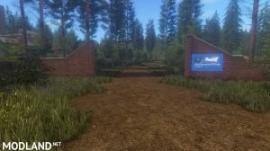 Pondcliff Logging Map, 3 photo