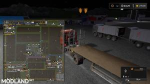 Canadian Production 4.3 Map with vehicules, 2 photo