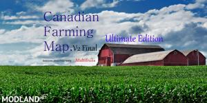Canadian Farming Map Ultimate V2 Final, 1 photo