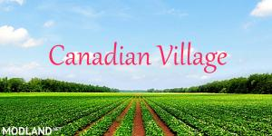 Canadian Village Map, 1 photo