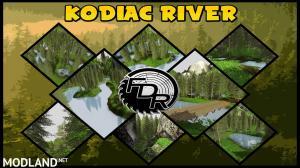 FDR Logging - Kodiac River Logging Map, 1 photo