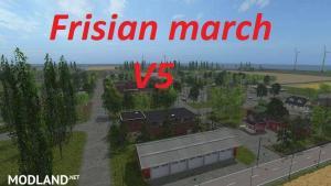 FRISIAN MARCH Map v 5.0, 1 photo