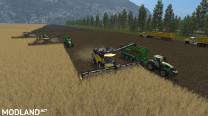 Greatfields 600Ha FIELD AND HUGE FOREST! Perfect for Big Bud DLC, 4 photo