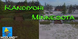 KANDIYOHI MINNESOTA Map v 1.0, 5 photo