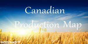 Canadian Production Map V4, 1 photo