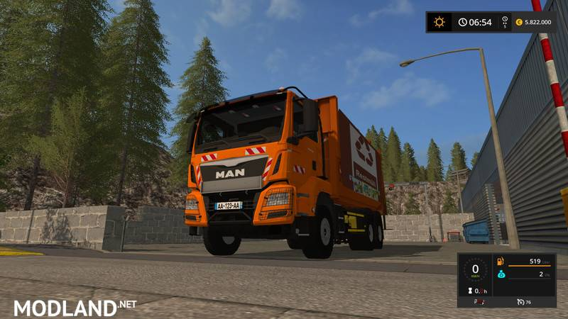 High Country Truck >> Valley Crest Farm Map v 2.5 mod Farming Simulator 17