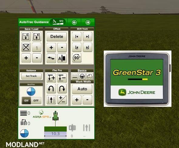 AgraGPS John Deere AutoTrac Mod