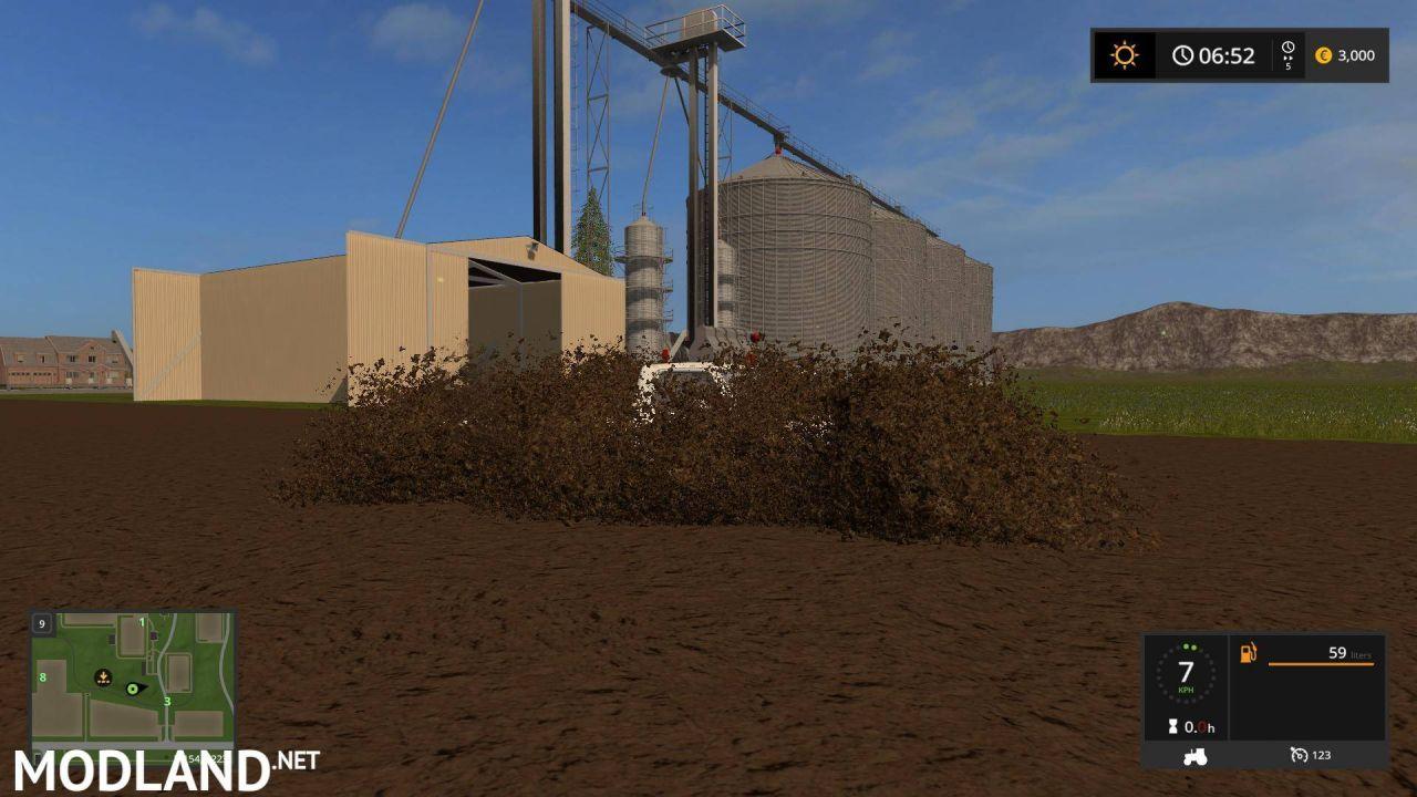 Chevy Farms Mud map