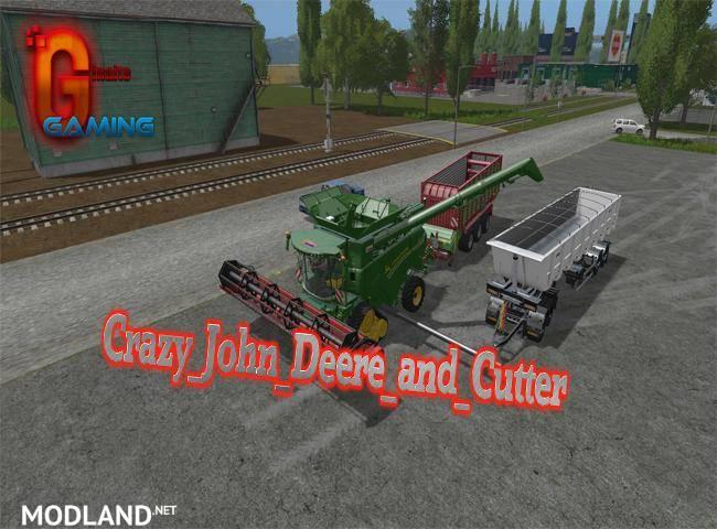 Crazy John Deere and Cutter