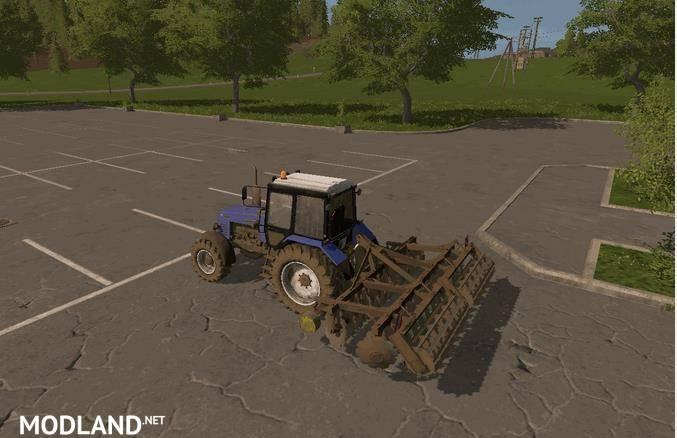Cultivator AGD 4.5