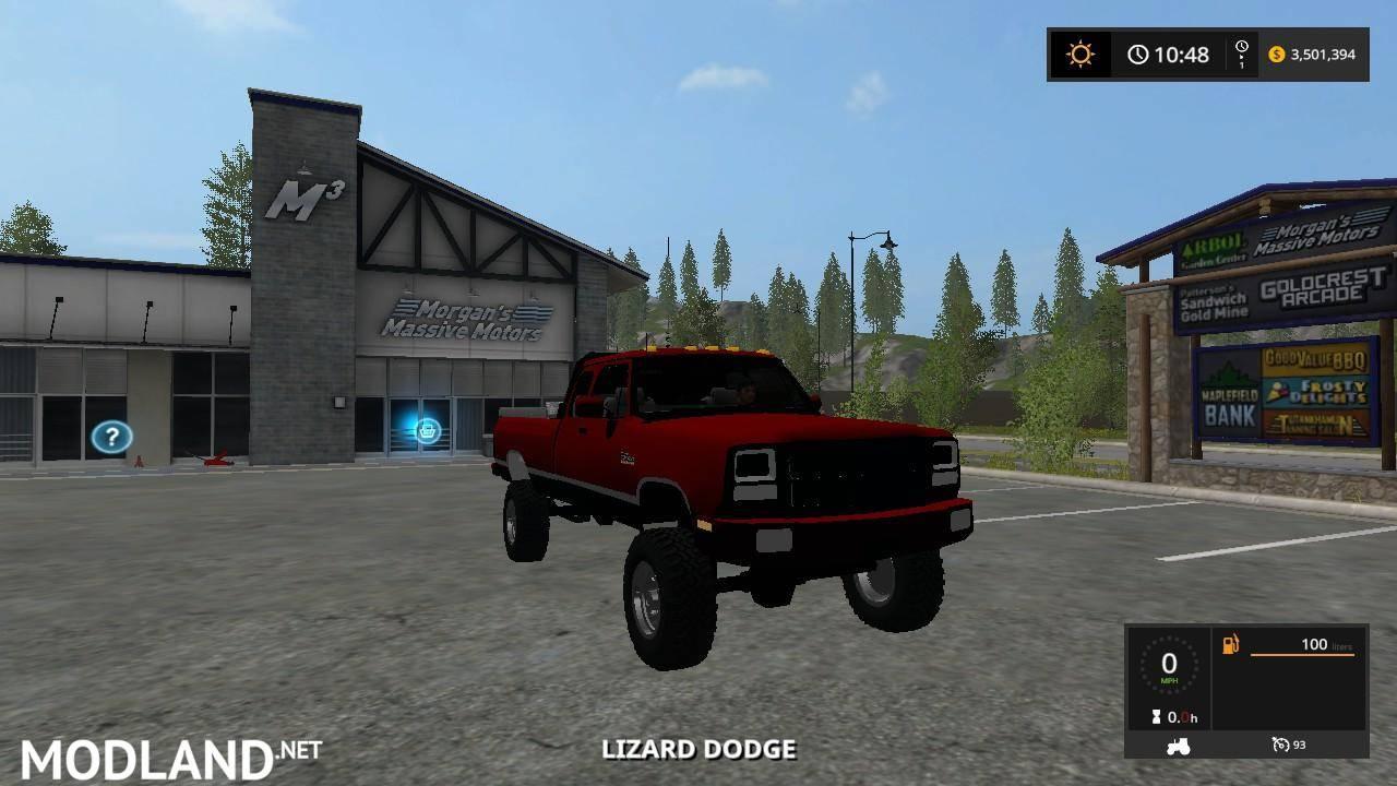 Dodge first gen