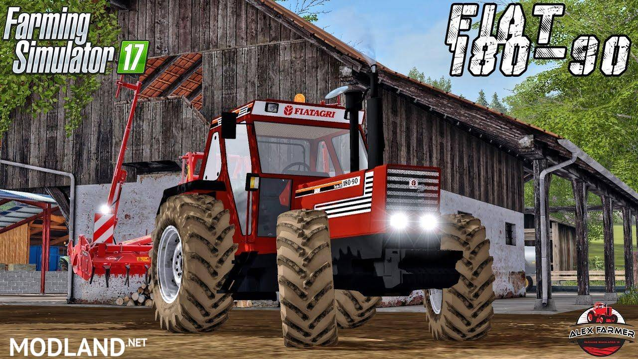 Fiat Agri 180-90