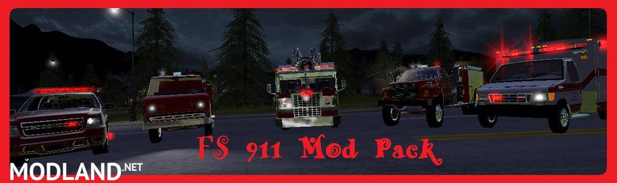 FS 911 Pack
