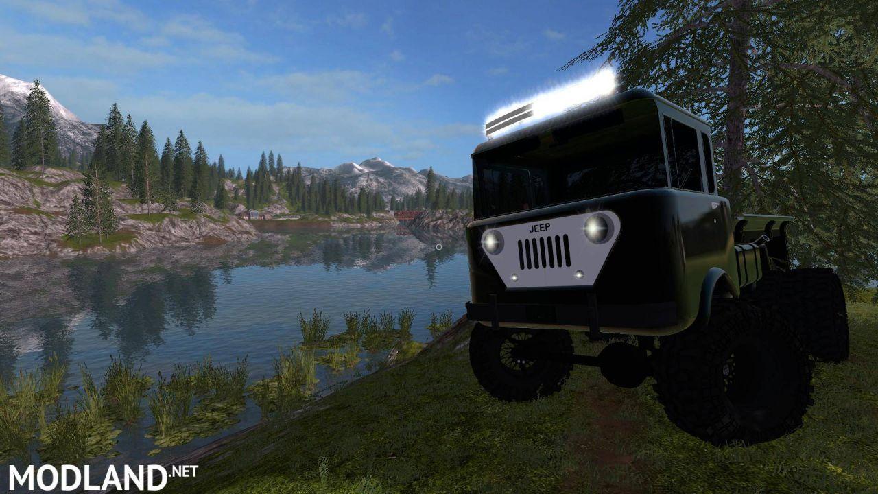 Jeep FC170