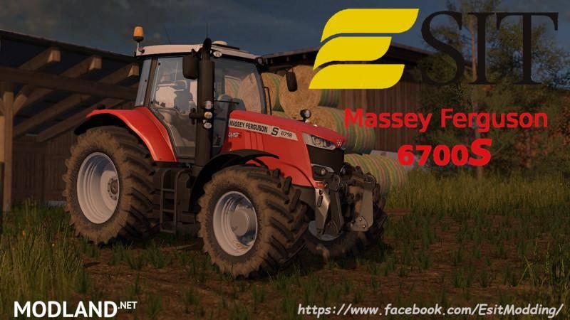 Massey Ferguson 6700S