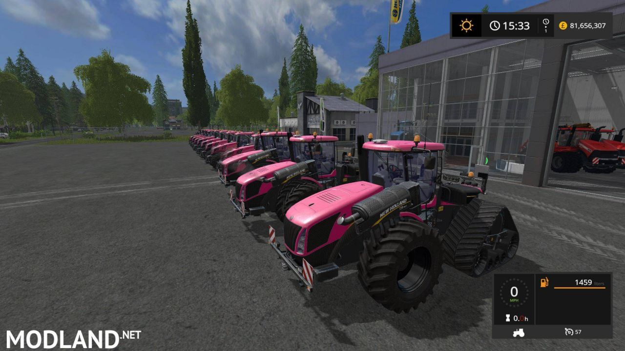 New Holland Pack By Stevie