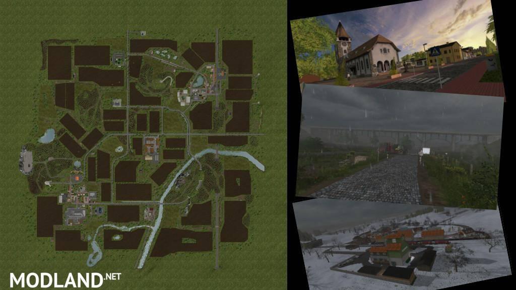 OnTheHills Map