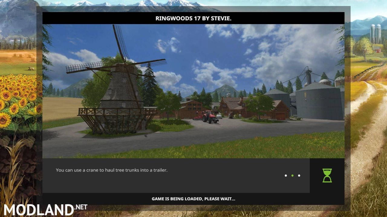 RINGWOODS MAP UPDATE