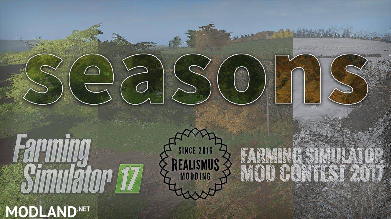 Seasons Mod