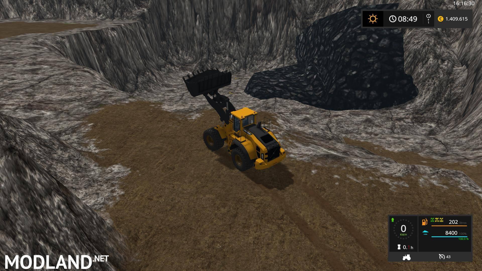 Mining Amp Construction Economy Map V 0 1 Beta Mod Farming