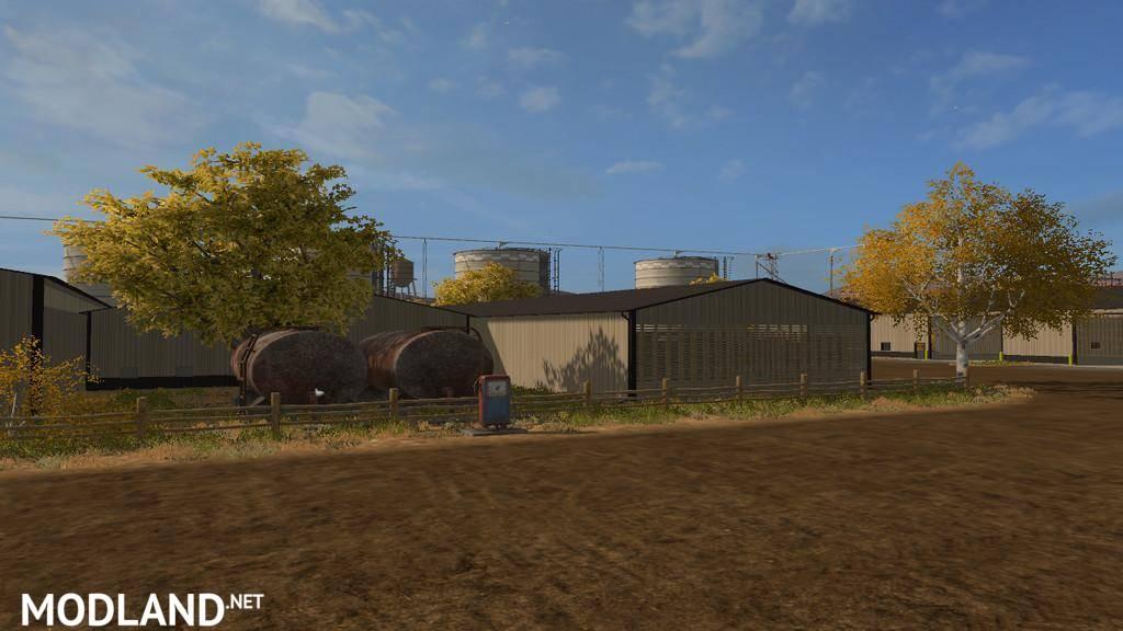 High Country Truck >> Mustang Valley Ranch Map v 2.0 mod Farming Simulator 17