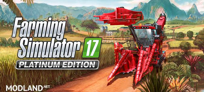 What's new in Farming Simulator 17 Platinum Edition?