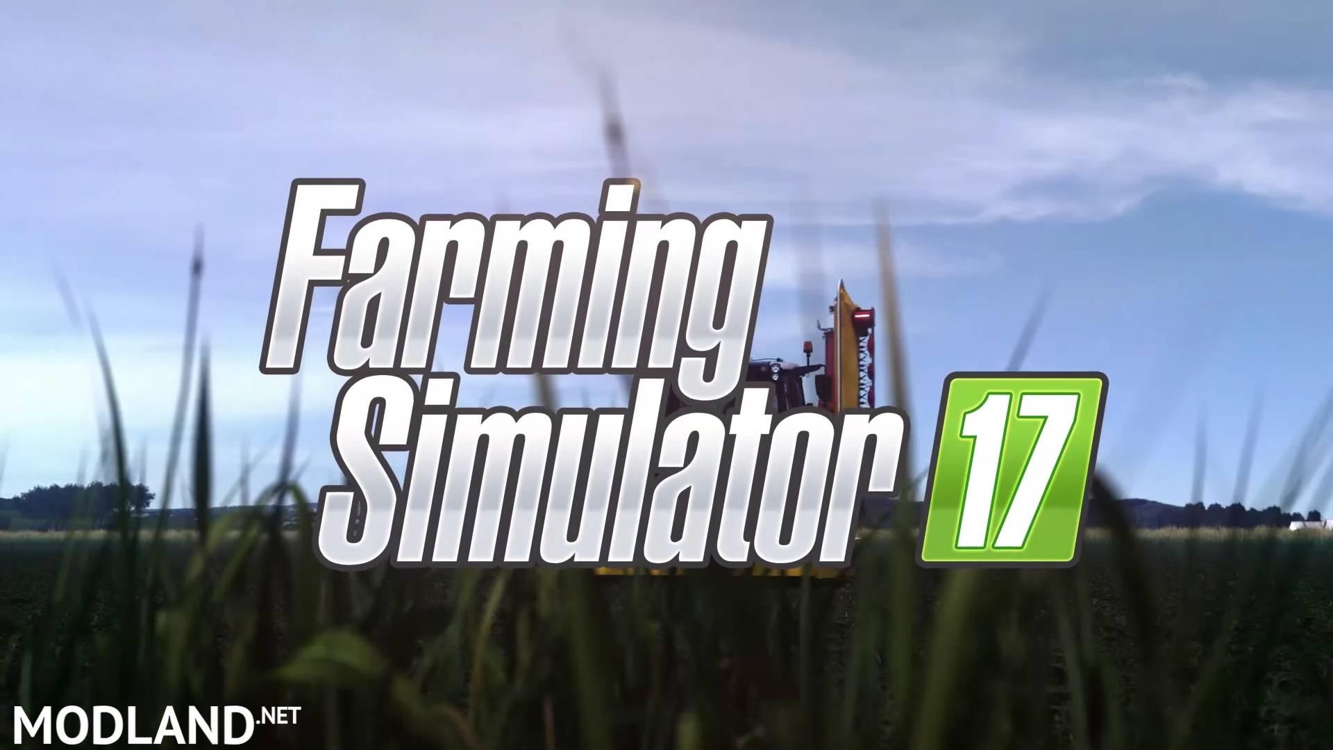 Smokey And The Bandit Trailer >> Farming Simulator 2017 - E3 CGI Trailer mod Farming Simulator 17