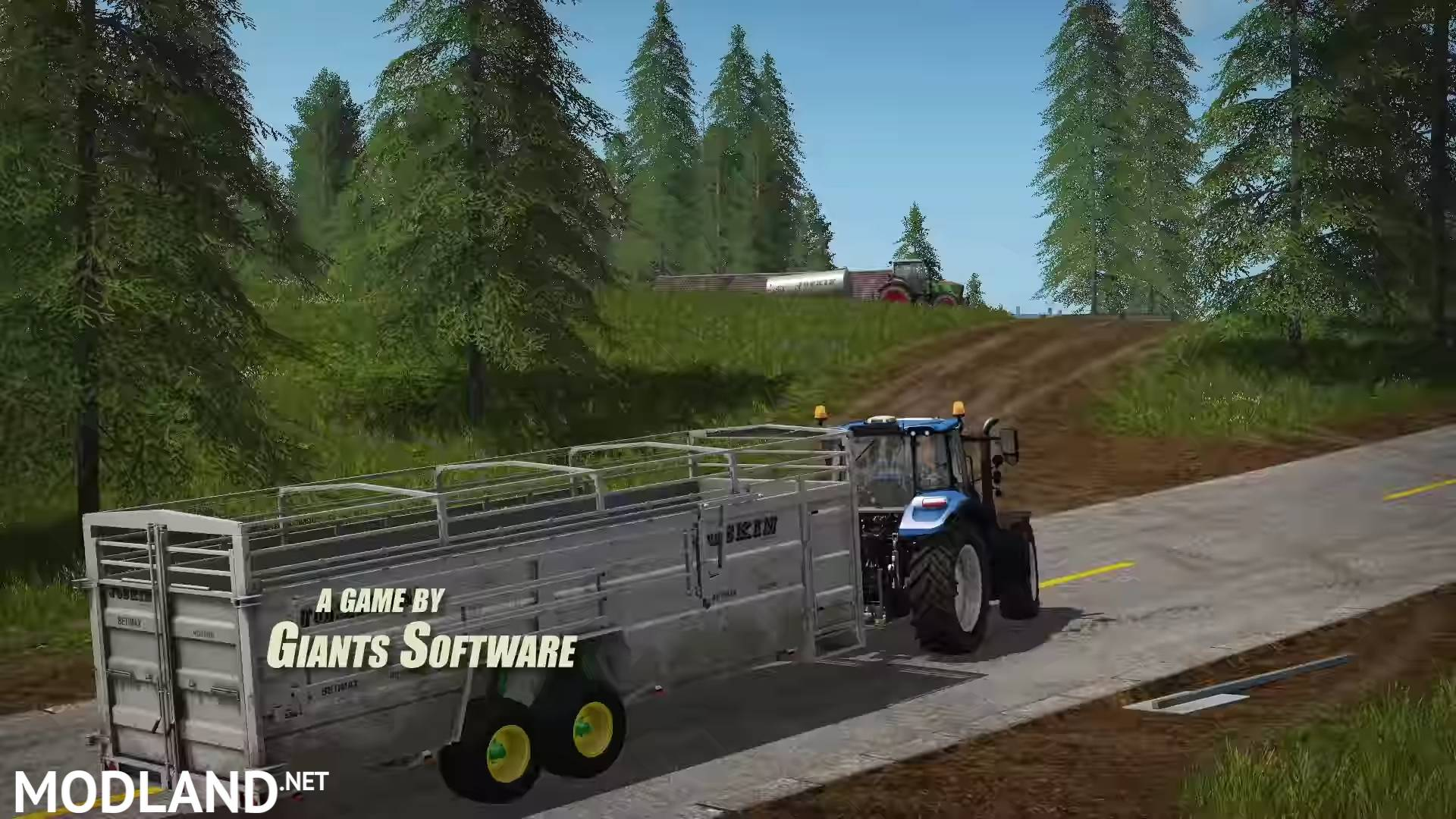 Farming Simulator 2017 Gamescom Trailer mod Farming ...